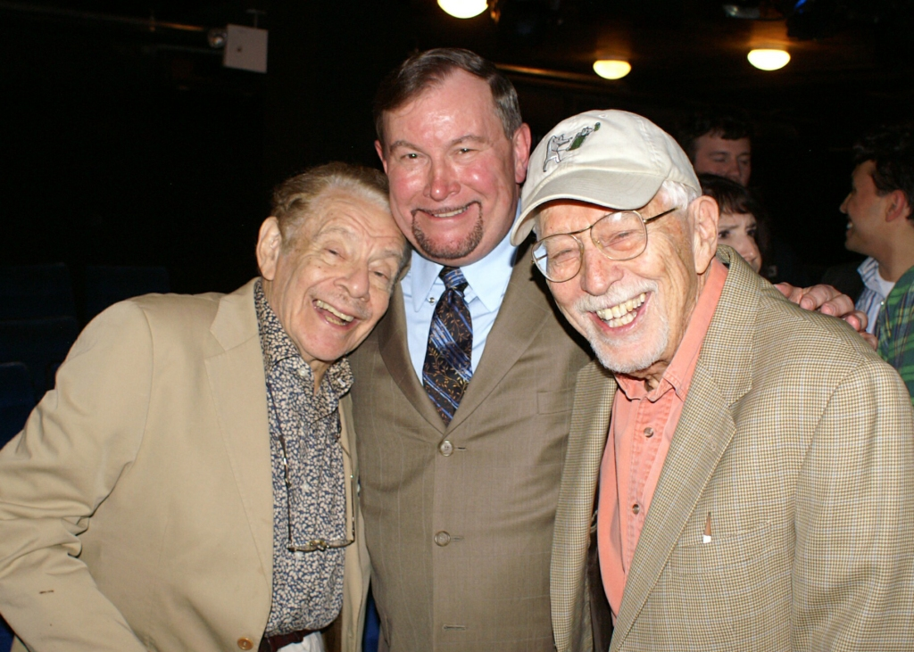 Jerry Stiller, John Gilvey, Tom Jones