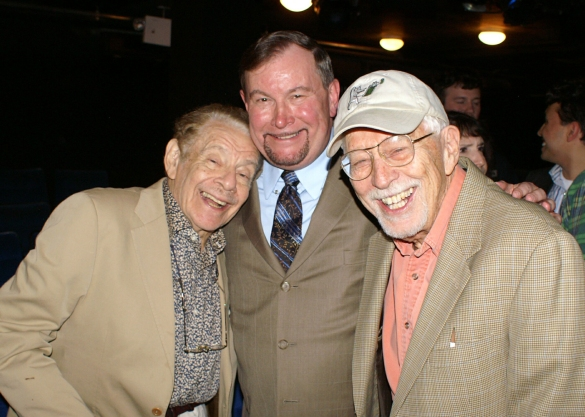 Jerry Stiller, John Gilvey, Tom Jones