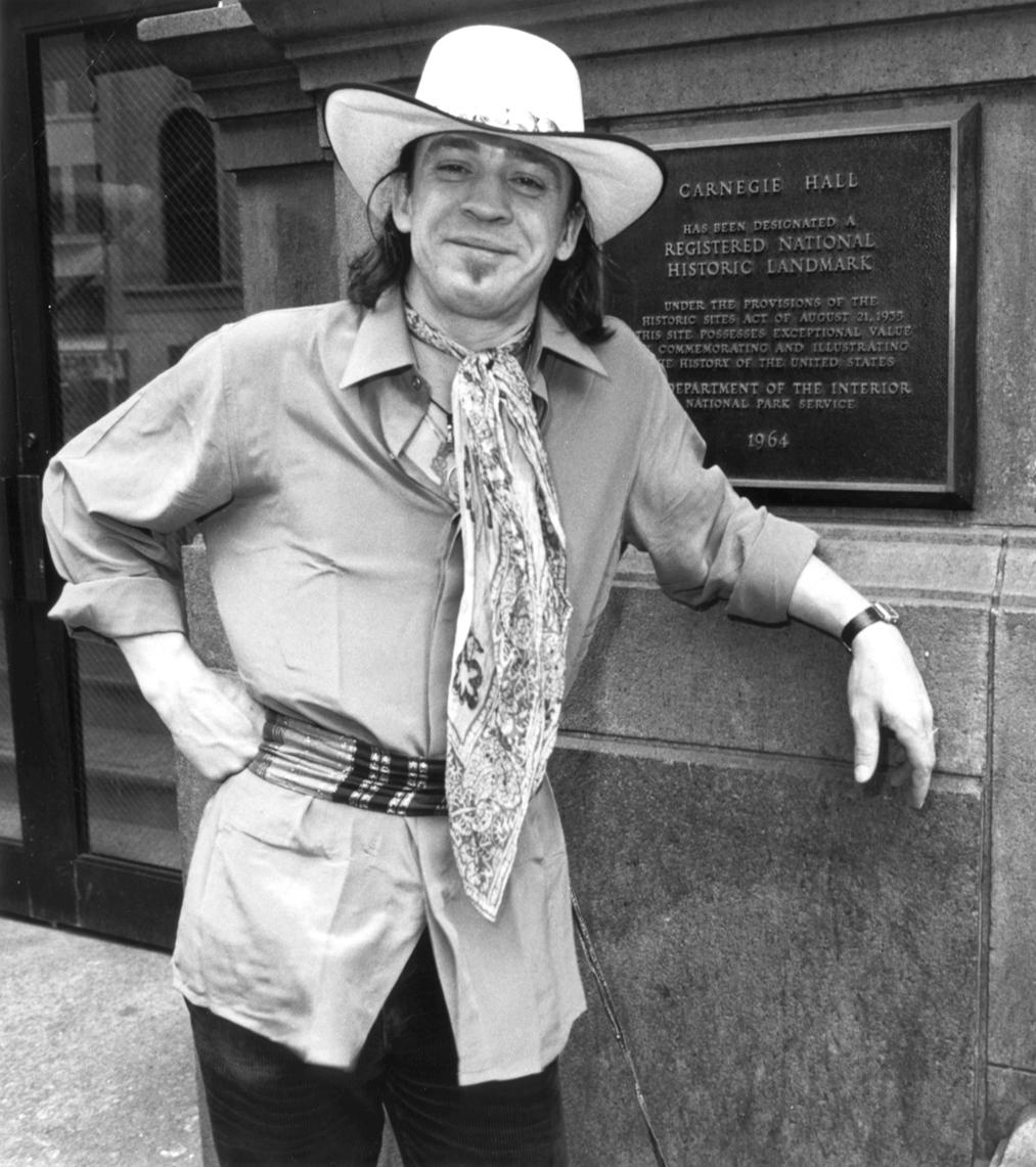 Executive Privilege Audiobook: Stevie Ray Vaughan: 27 Years Since Carnegie Hall