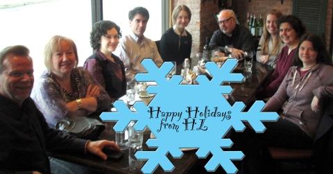 Hal Leonard Holiday Photo