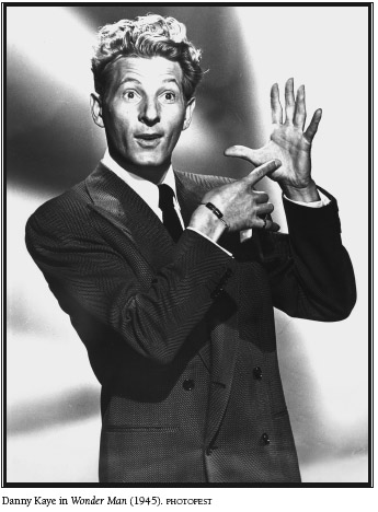 danny kaye the ugly duckling