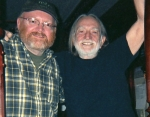 Randy Poe and Willie Nelson