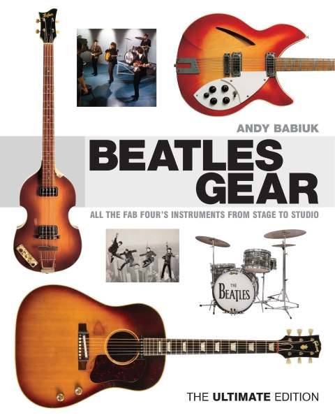 Beatles Gear NEW cover A