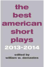 New edition of The Best American Short Plays(2013-2014)